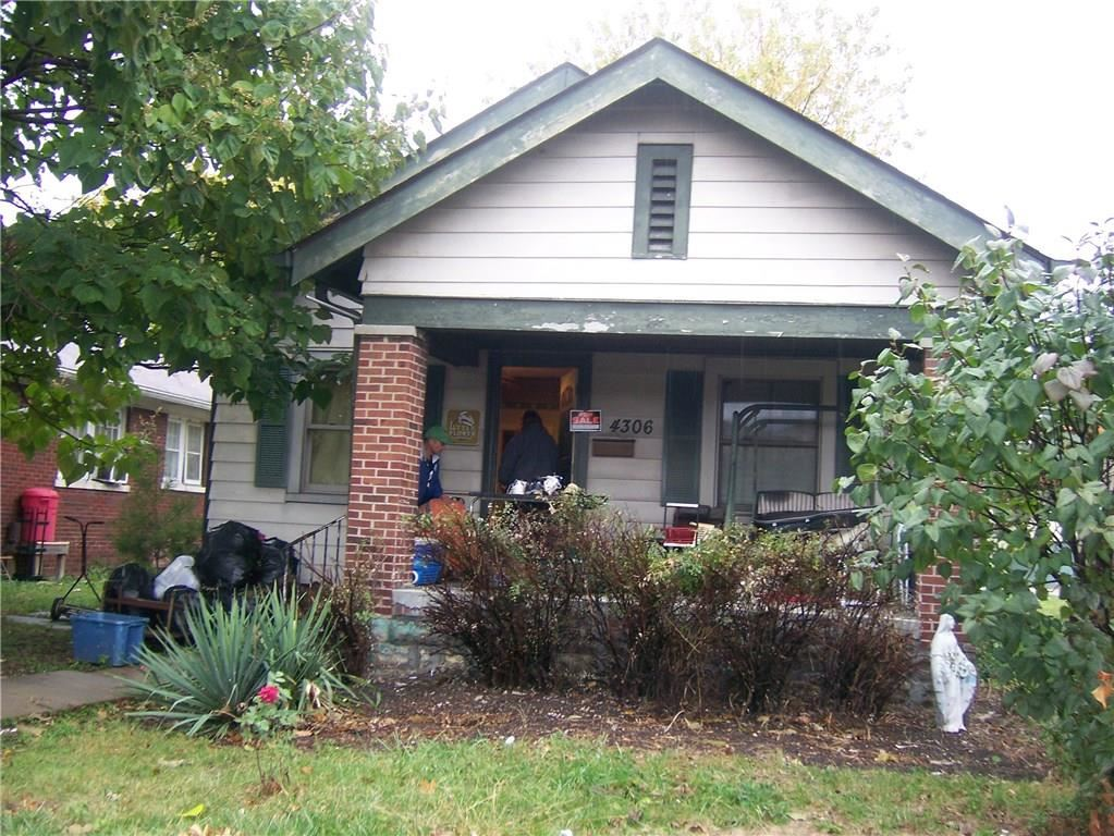 4306 East 10th E Street, Indianapolis, IN 46201 - #: 21684866
