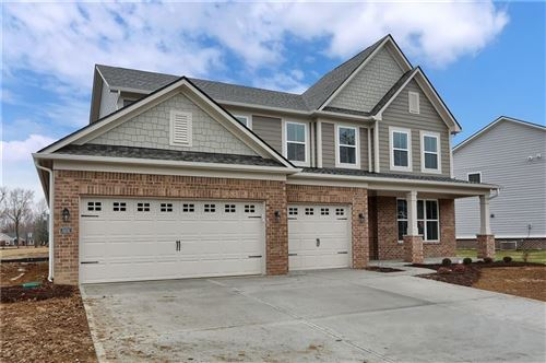 Photo of 6853 Collisi Place, Brownsburg, IN 46112 (MLS # 21685867)