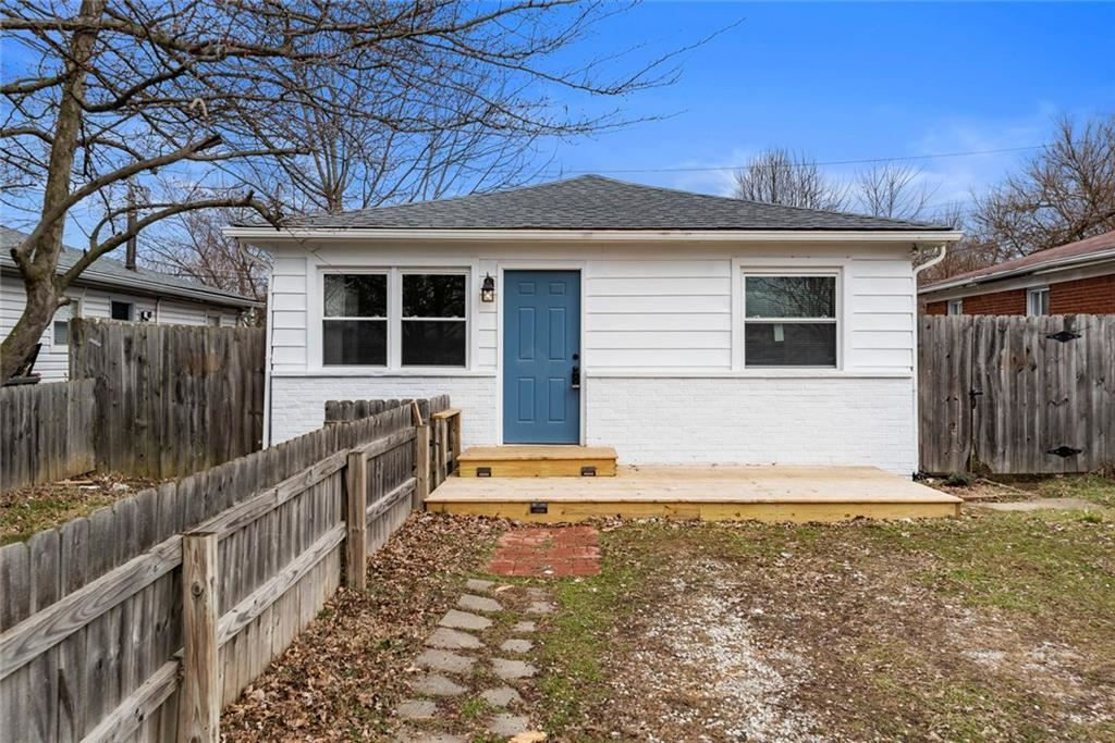 3743 Asbury Street, Indianapolis, IN 46227 - #: 21695868