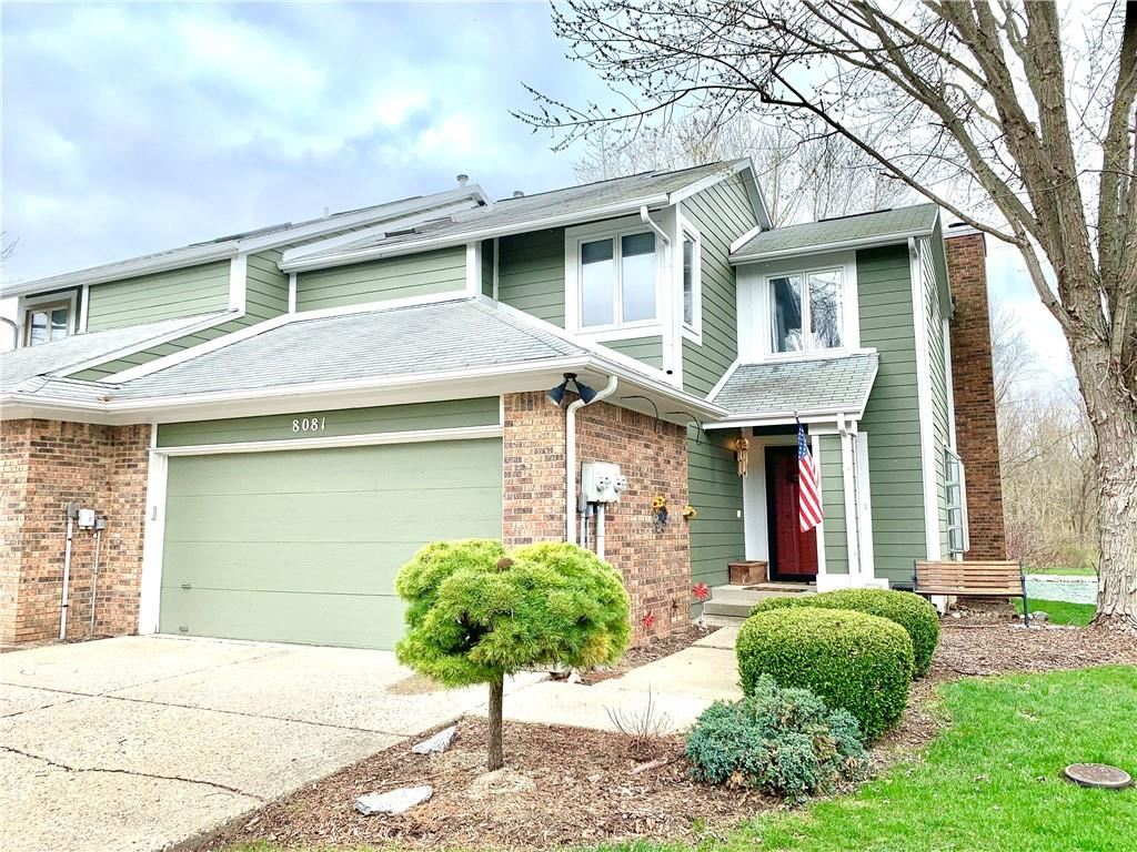 8081 Talliho Drive, Indianapolis, IN 46256 - MLS#: 21775868