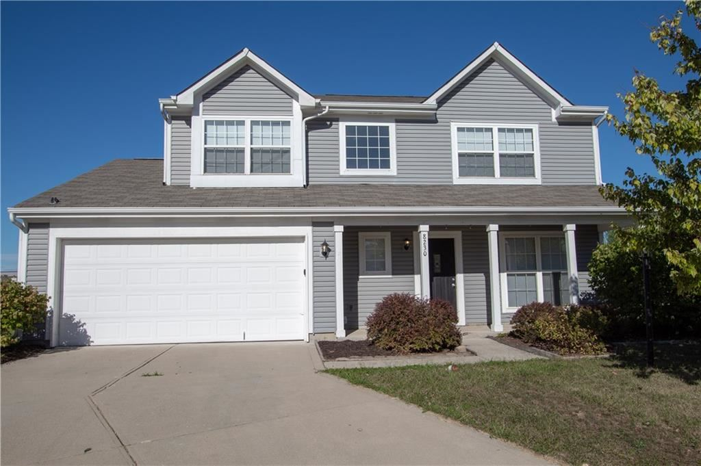 8230 Twin Rivers Drive, Indianapolis, IN 46239 - #: 21677869