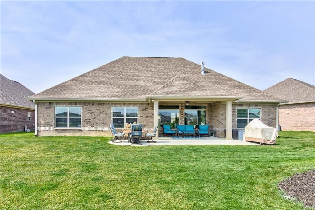 Photo of 5201 Anacostia Drive, Plainfield, IN 46168 (MLS # 21773870)