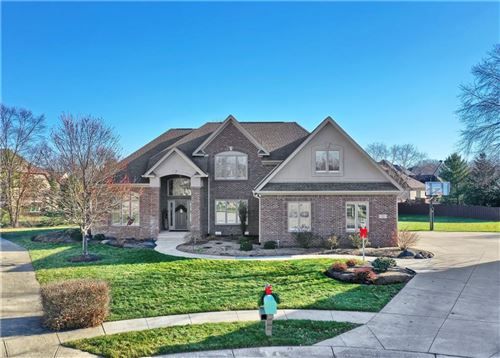 Photo of 10523 Hollowood Court, Fishers, IN 46038 (MLS # 21684871)