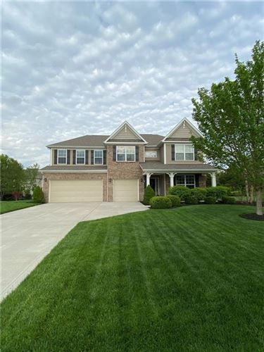 Photo of 10483 Misty Cove Lane, Fishers, IN 46040 (MLS # 21708871)