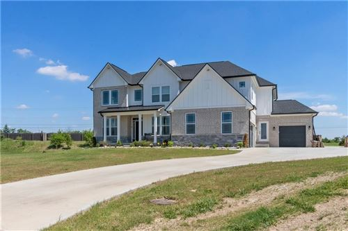 Photo of 16222 Browning Court, Fishers, IN 46037 (MLS # 21791871)