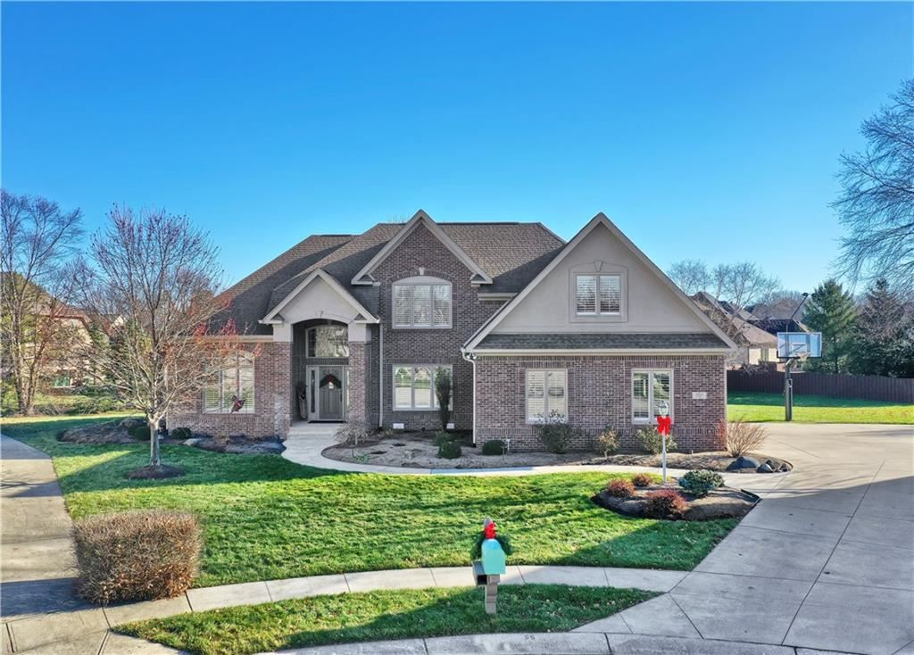10523 Hollowood Court, Fishers, IN 46038 - #: 21684871