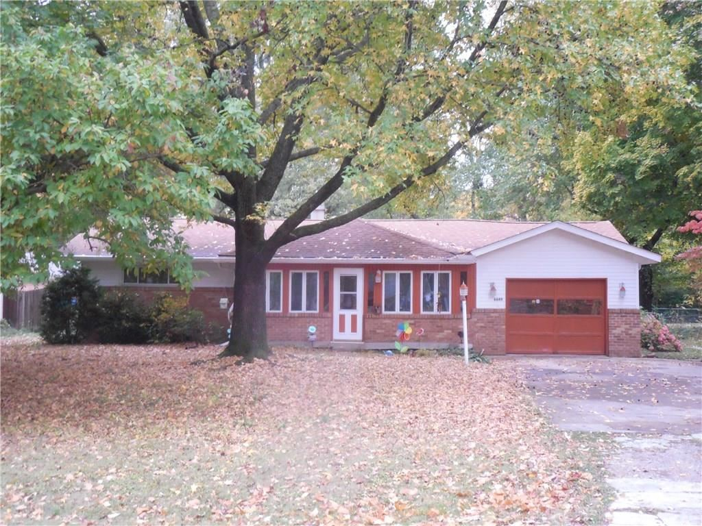 6649 West 14th Street, Indianapolis, IN 46214 - #: 21746871