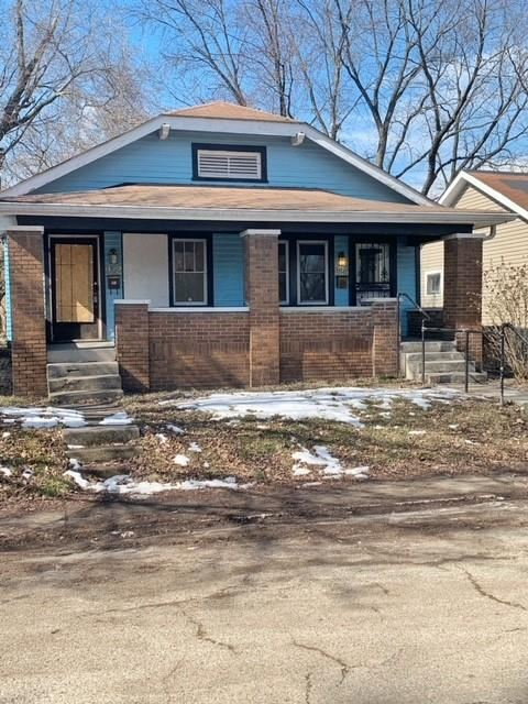 922 North Lasalle Street, Indianapolis, IN 46201 - #: 21768871