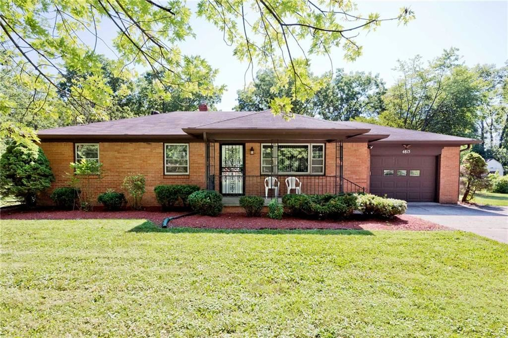 4815 Oaknoll Drive, Indianapolis, IN 46221 - #: 21728872