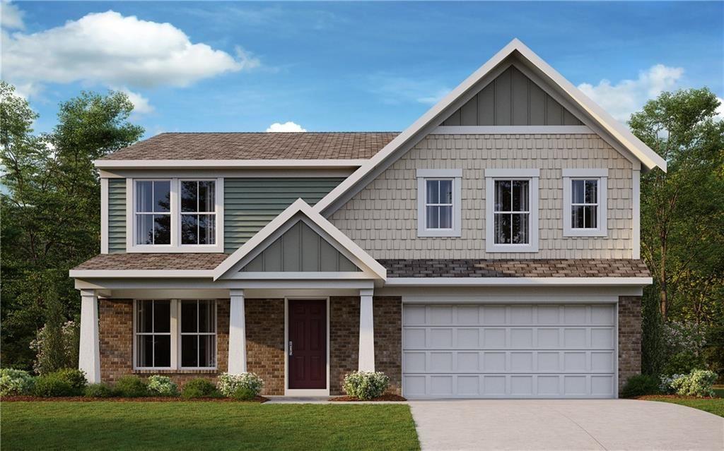 Photo of 2406 Ninebark Drive, Avon, IN 46168 (MLS # 21740872)