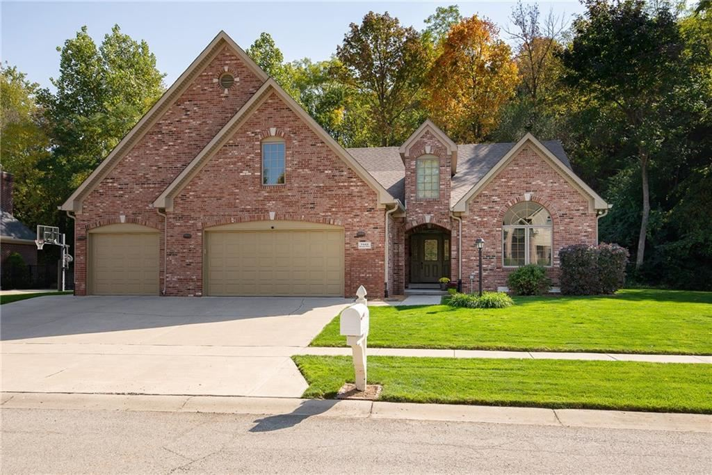 7443 ROOSES Way, Indianapolis, IN 46217 - #: 21748872