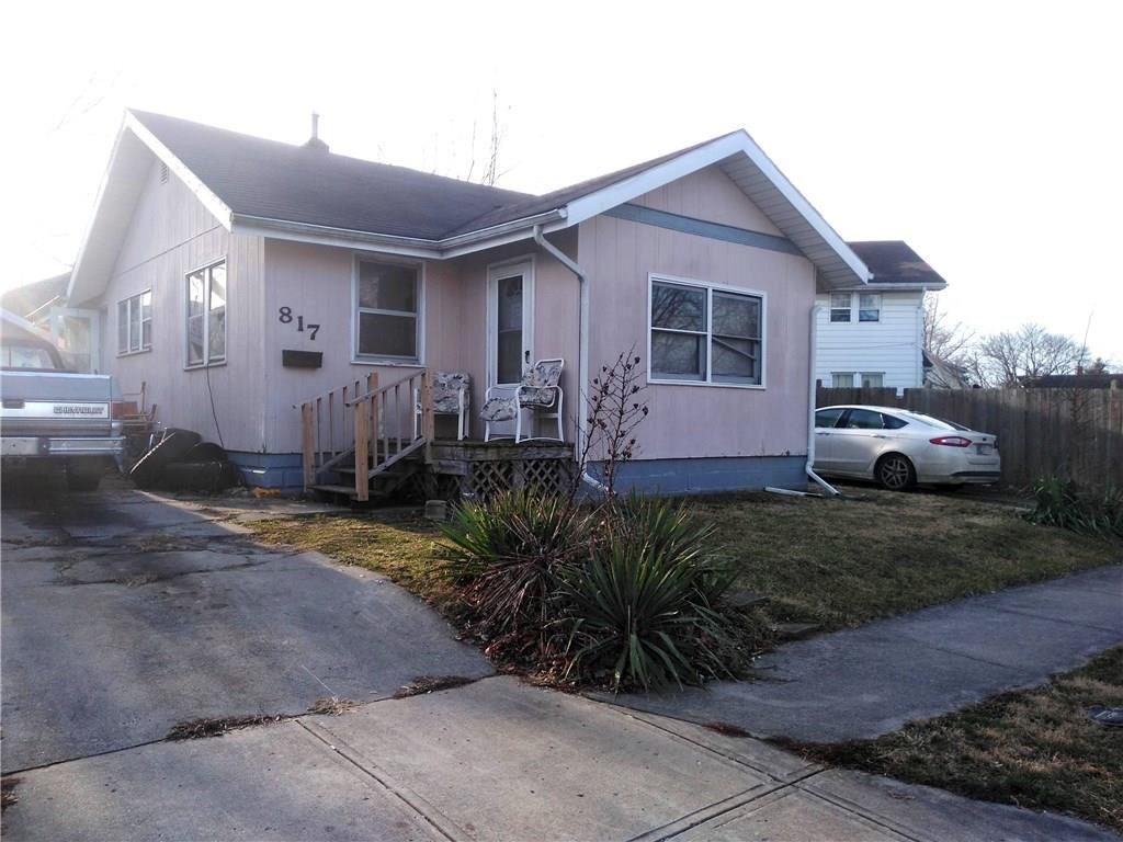 817 Washington Boulevard, Anderson, IN 46016 - MLS#: 21692873