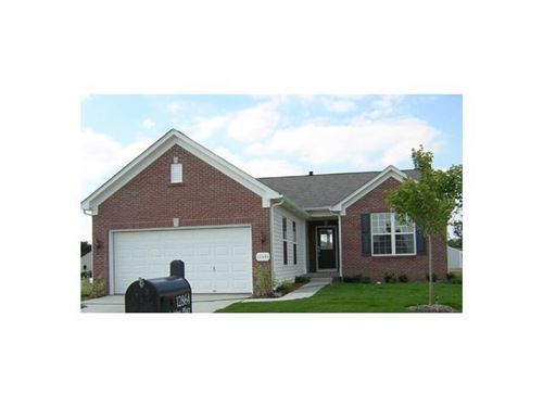 Photo of 12922 OXBRIDGE Place, Fishers, IN 46037 (MLS # 21690874)