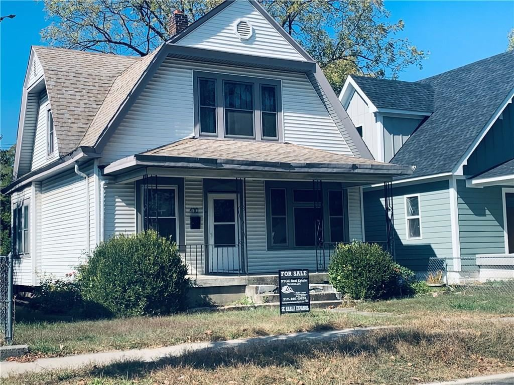 410 North Chester Avenue, Indianapolis, IN 46201 - #: 21743874