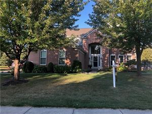 Photo of 12123 Donnington, Fishers, IN 46037 (MLS # 21659875)