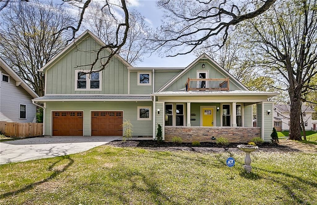 2601 Brookside Parkway South Drive, Indianapolis, IN 46201 - #: 21693875