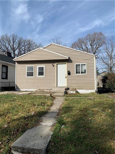 Photo of 2706 Stuart Street, Indianapolis, IN 46218 (MLS # 21767876)