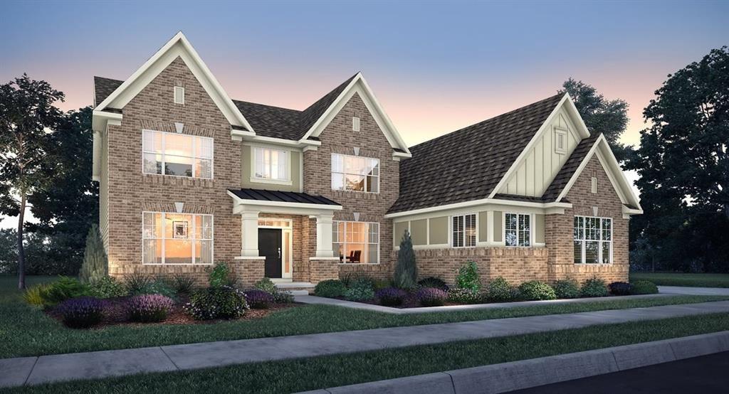 8179 Oakley Terrace, Zionsville, IN 46077 - #: 21738876