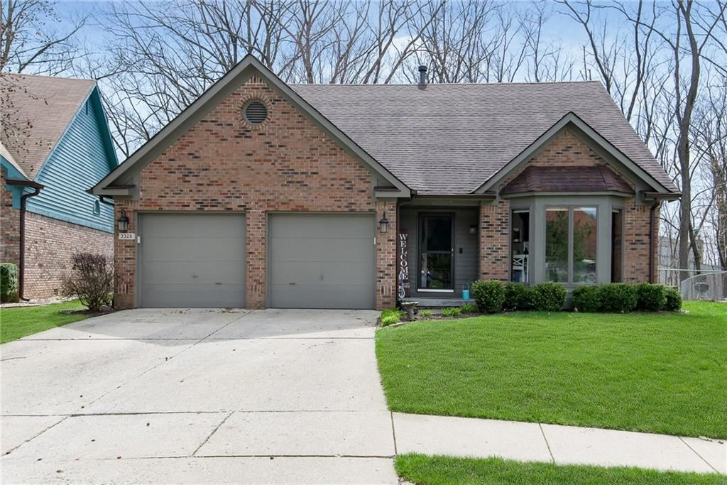 3328 FOX ORCHARD Circle, Indianapolis, IN 46214 - #: 21703877