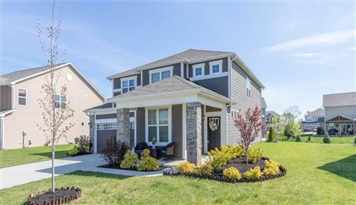 Photo of 13579 Eastpark E Circle, Fishers, IN 46037 (MLS # 21708878)