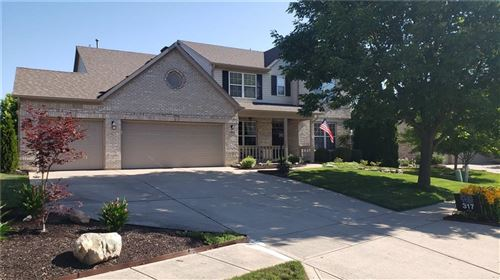 Photo of 8016 Meadow Bend Drive, Indianapolis, IN 46259 (MLS # 21723878)