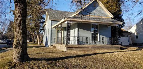 Photo of 802 East 21st Street, Anderson, IN 46016 (MLS # 21769878)