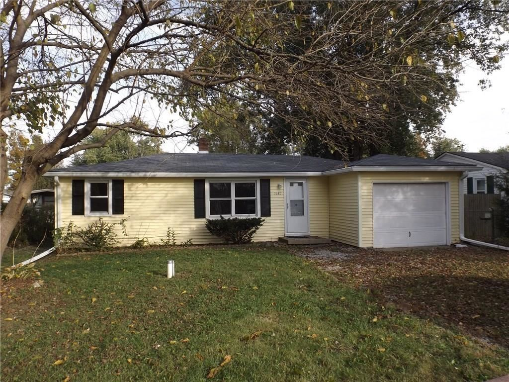 5640 North Clover West Drive, Fairland, IN 46126 - #: 21684878