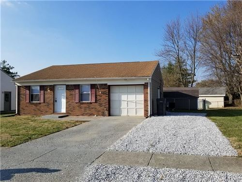 Photo of 3634 REMINGTON, Indianapolis, IN 46227 (MLS # 21681879)