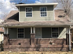 Photo of 915 North EWING, Indianapolis, IN 46201 (MLS # 21627880)