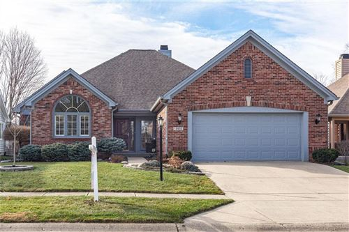 Photo of 12032 Clubhouse Drive, Fishers, IN 46038 (MLS # 21686880)