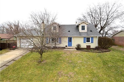 Photo of 5107 South DEARBORN Street, Indianapolis, IN 46227 (MLS # 21695881)