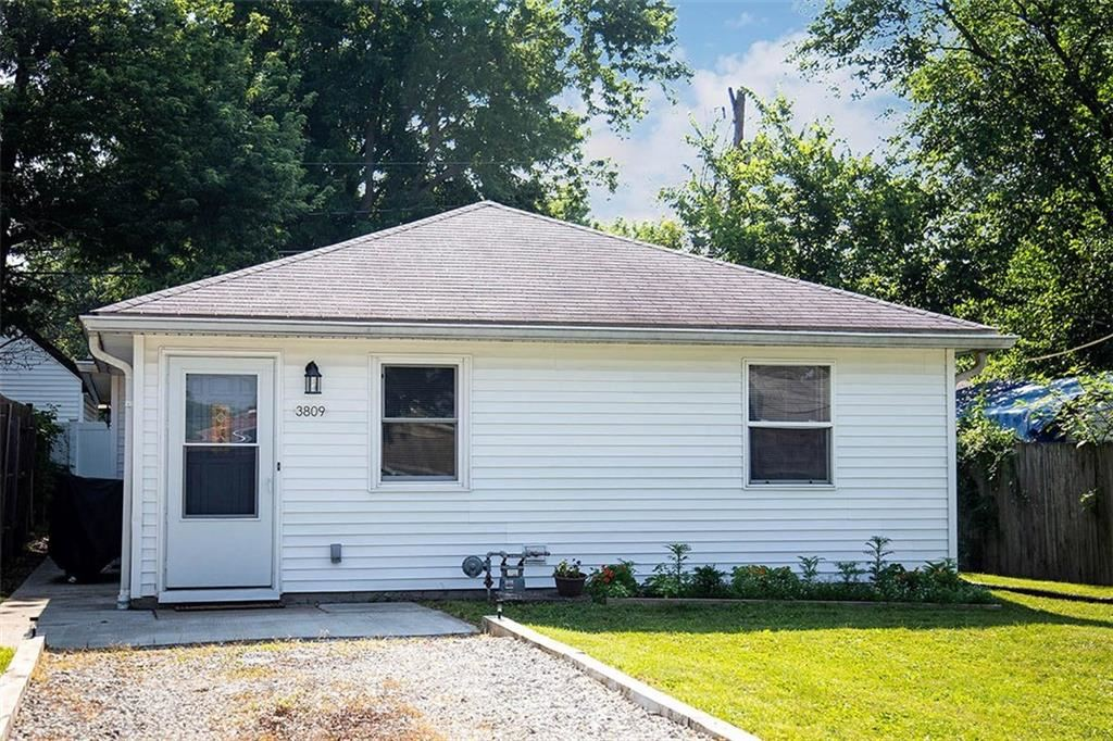 3809 South Walcott Street, Indianapolis, IN 46227 - #: 21722882