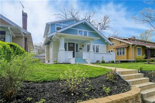 Photo of 4216 Sunset Avenue, Indianapolis, IN 46208 (MLS # 21707883)