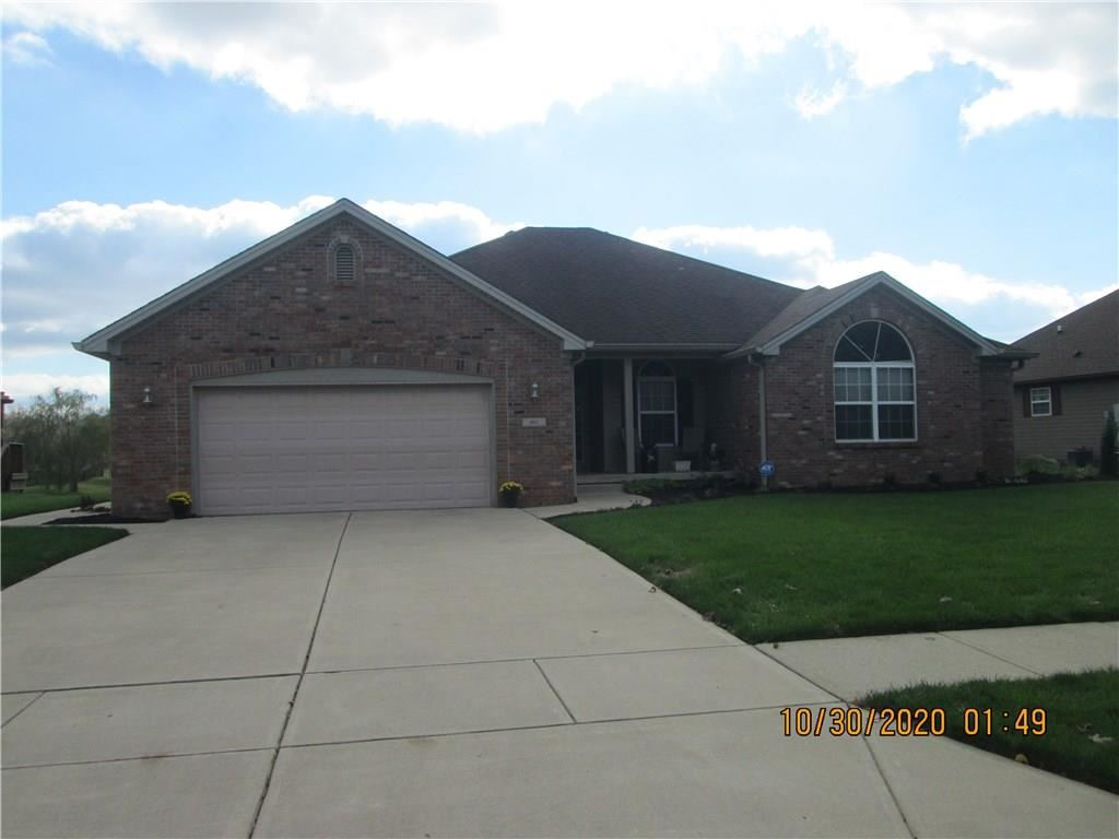 863 Orion Drive, Franklin, IN 46131 - #: 21749883