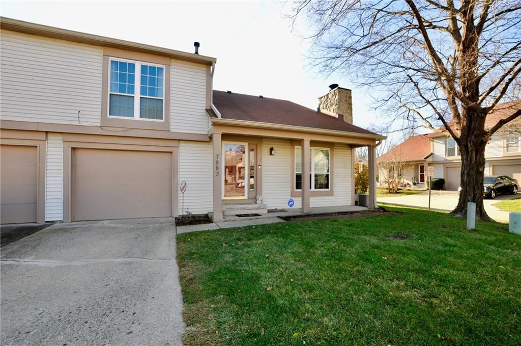 7883 Hunters Path, Indianapolis, IN 46214 - #: 21757883