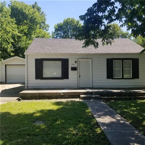 Photo of 3341 North Tacoma Avenue, Indianapolis, IN 46218 (MLS # 21748884)