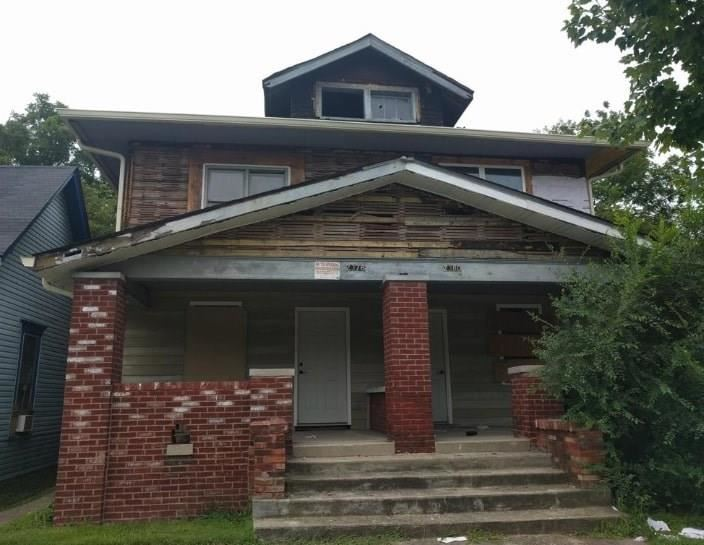 2378 Adams Street, Indianapolis, IN 46218 - #: 21627885
