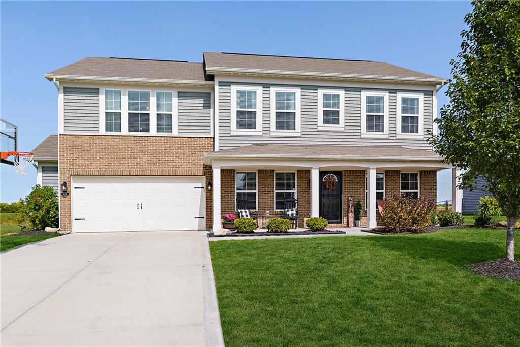 5674 West Woods Edge Drive, McCordsville, IN 46055 - #: 21740885