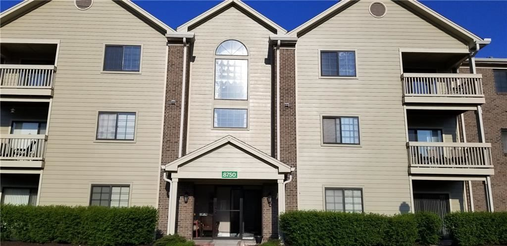 8750 Yardley Court #202, Indianapolis, IN 46268 - #: 21743885