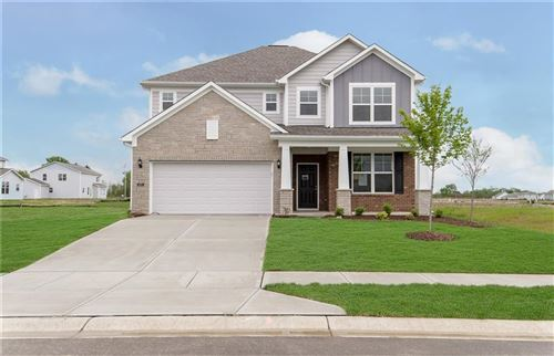 Photo of 6871 Diamondleaf Way, Brownsburg, IN 46112 (MLS # 21692886)