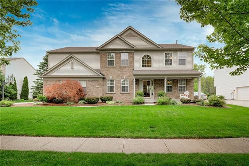 Photo of 7560 PRAIRIE VIEW Drive, Indianapolis, IN 46256 (MLS # 21711886)