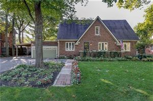 Photo of 377 East Westfield, Indianapolis, IN 46220 (MLS # 21668887)
