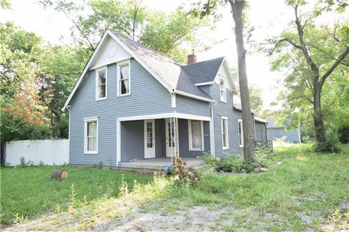 Photo of 2635 Kessler Blvd North Drive, Indianapolis, IN 46222 (MLS # 21801887)
