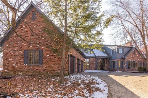 Photo of 8642 HIGHWOODS Lane, Indianapolis, IN 46278 (MLS # 21681888)