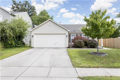 Photo of 14375 FORSYTHIA Lane, Fishers, IN 46038 (MLS # 21730888)