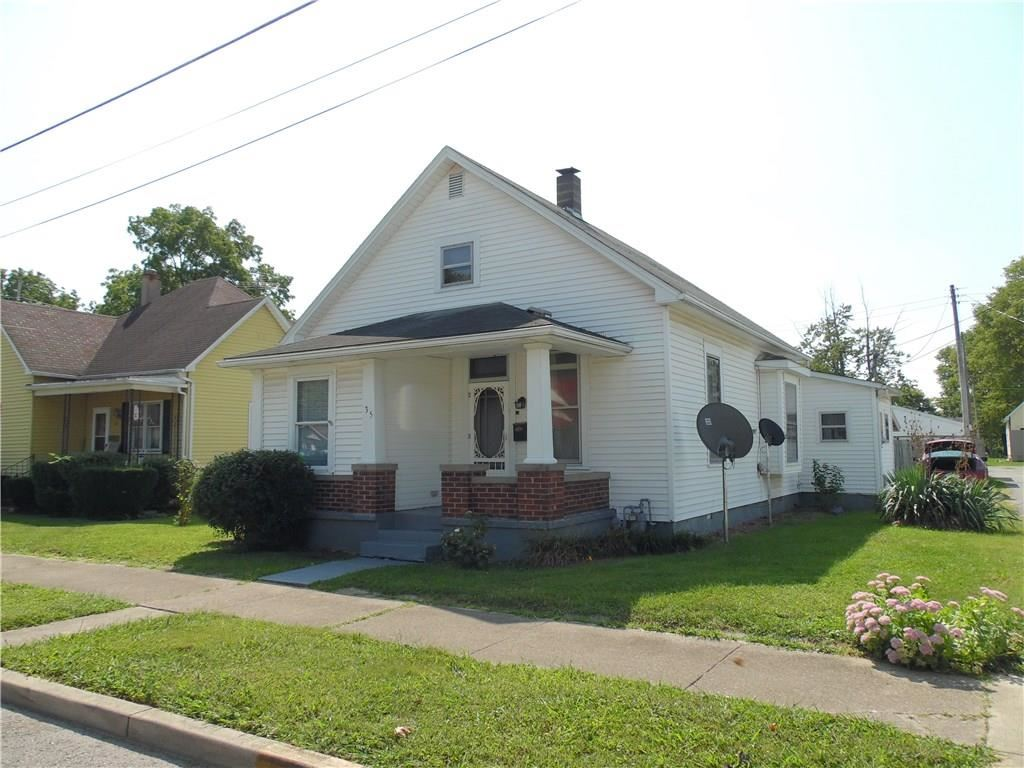 35 Mildred Street, Shelbyville, IN 46176 - #: 21737888