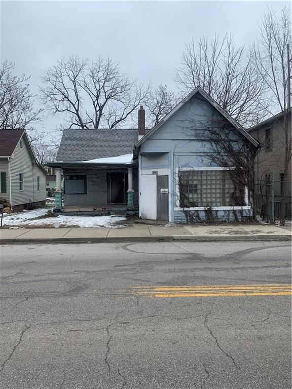 1841 South East Street, Indianapolis, IN 46225 - #: 21764888