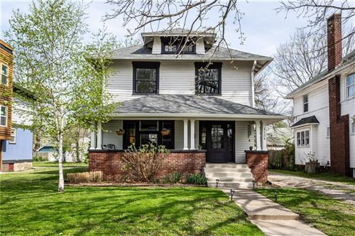 Photo of 1124 East 35th Street, Indianapolis, IN 46205 (MLS # 21777889)