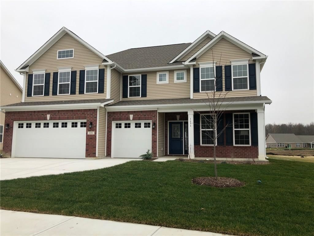 1696 Foudray S Circle, Avon, IN 46123 - #: 21643889