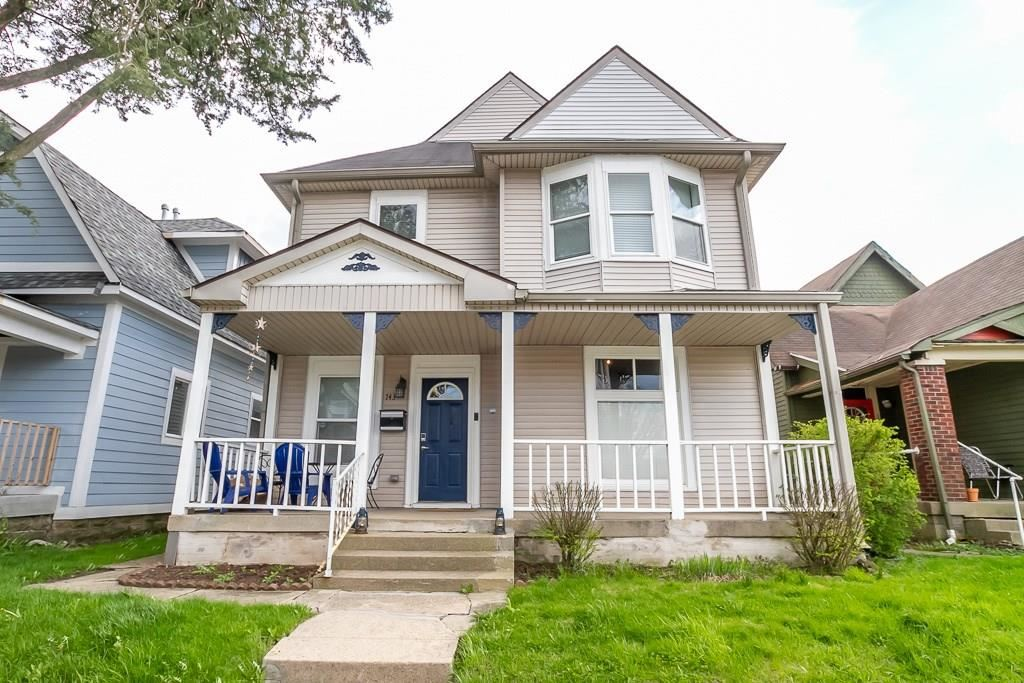 743 Terrace Avenue, Indianapolis, IN 46203 - #: 21704889